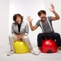 Photoshoot - Louis & Harry (Credits to Owner)