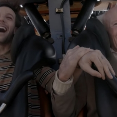 Richard's Bucket List: Rollercoaster (Credits: VEVO)