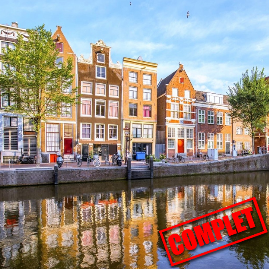 amsterdam sold out