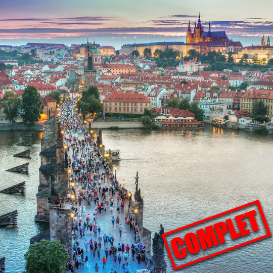 prague sold out