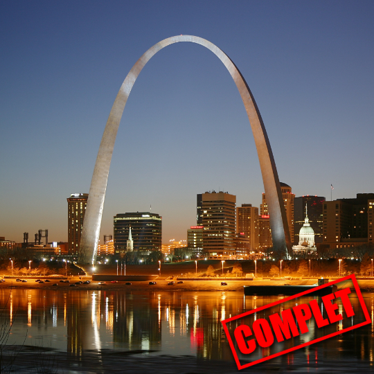 st louis sold out